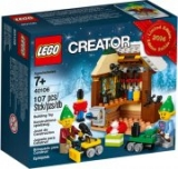 LEGO 40106 CHRISTMAS TOY WORKSHOP