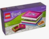 LEGO 40114 FRIENDS Buildable Jewelry Box