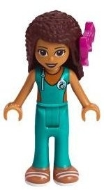 LEGO FRIENDS FIGURKA ANDREA