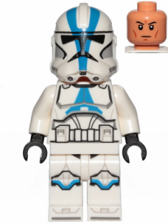 LEGO® STAR WARS FIGURKA 501ST LEGION CLONE TROOPER