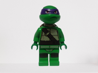 LEGO® NINJA TURTLES FIGURKA DONATELLO