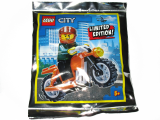 LEGO® KLASIK 952010 DETECTIVE ON MOTORCYCLE