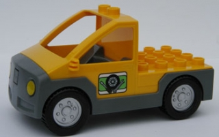 LEGO® DUPLO® AUTO PICK-UP