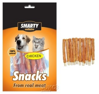 SNACK CHICKEN WRAP MUNCHY STICK 70g-9400