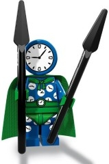 LEGO BATMAN 71020 MINIFIGURKA MINIFIGURKY BATMAN 2 Clock King
