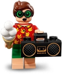 LEGO BATMAN 71020 MINIFIGURKA MINIFIGURKY BATMAN 2 VACATION ROBIN