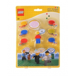 LEGO SPEECH BUBBLES