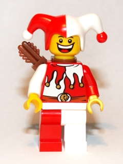 LEGO KINGDOMS Jester with Quiver